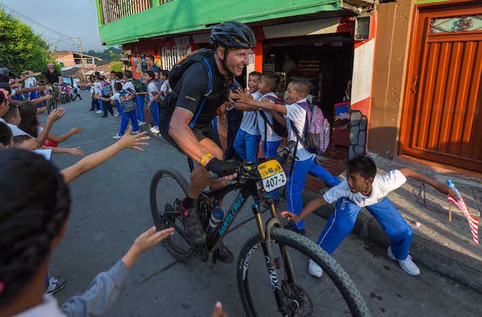 Mike Nixon, South Africa, Amateur cyclist, Seven Summits climber and Cape Epic Last Lion