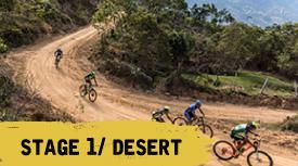 stage 1 - desert