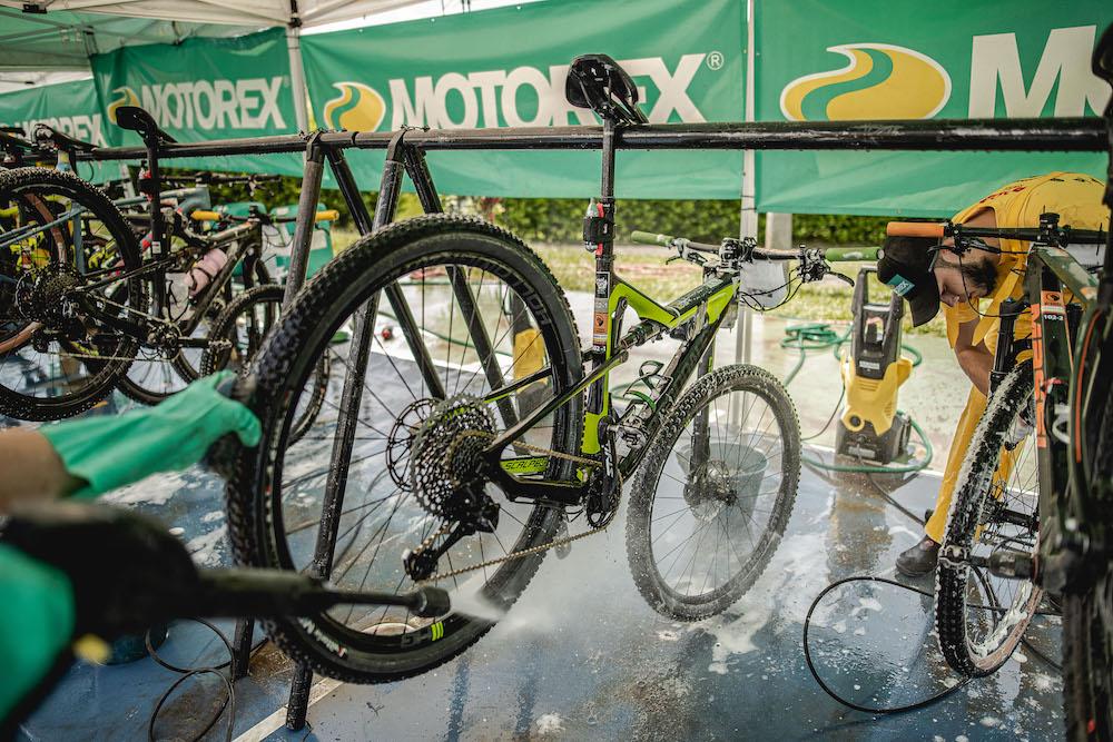 La Leyenda Bike Wash