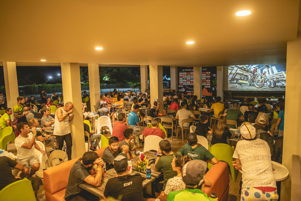La Leyenda Evening Presentation